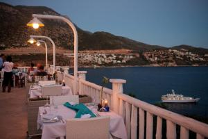 Likya Residence Hotel & Spa - Adults Only, Szállodák  Kalkan - big - 38