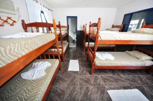 Single Bed in 7-Bed Male Dormitory Room