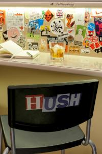 Hush Hostel Lounge photo 9