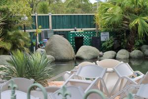 Glenmore Palms Motel, Motely  Rockhampton - big - 28