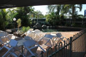Glenmore Palms Motel, Motely  Rockhampton - big - 39