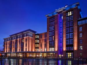 Photo of Radisson Blu Hotel Belfast