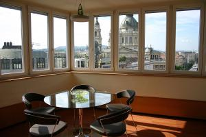 Appartamento Fascinating View Apartment, Budapest