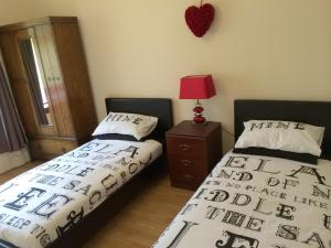 Castle Green Apartment in Dumbarton, West Dunbartonshire, Scotland