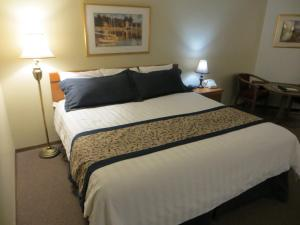 Deluxe King Room with Lake View