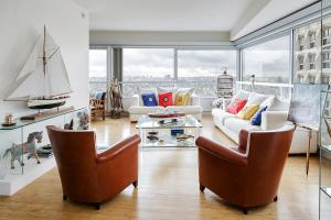 Squarebreak - Apartment with view over Paris