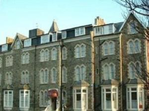 Bath House Hotel in Ilfracombe, Devon, England