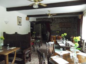 The Jug and Glass Inn, Penziony – hostince  Matlock - big - 11