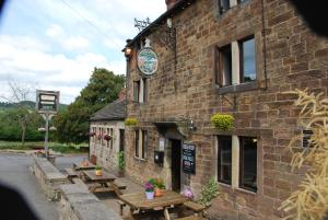 The Jug and Glass Inn, Penziony – hostince  Matlock - big - 2