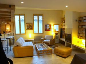 ostellerie del capel roge, Apartments  Montpellier - big - 10