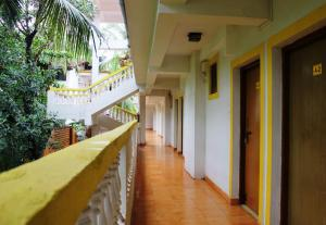 Silver Sands Sunshine - Angaara, Hotels  Candolim - big - 45