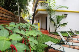 Silver Sands Sunshine - Angaara, Hotels  Candolim - big - 43