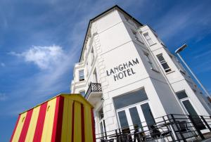 Langham Hotel Eastbourne in Eastbourne, East Sussex, England