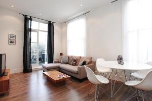 Apartamento Uber London Notting Hill Gate House, Londres