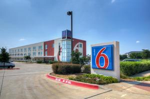 Motel 6 Fort Worth Northlake Speedway, Hotely  Roanoke - big - 19