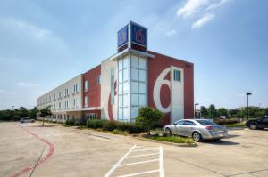 Motel 6 Fort Worth Northlake Speedway, Hotely  Roanoke - big - 26