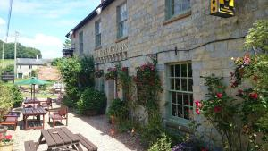 The Greyhound Inn in Staple Fitzpaine, Somerset, England