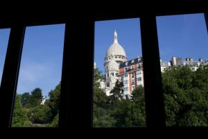Apartments with view Sacré-Coeur
