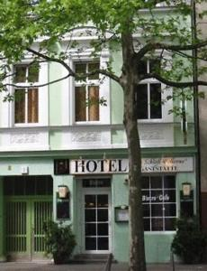Hotel Hotel - Pension Am Schloss Bellevue, Berlín