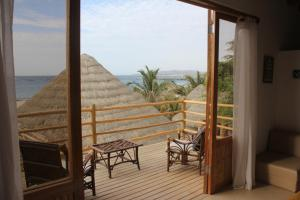 Deluxe Double Room with Balcony and Sea View - Top Floor