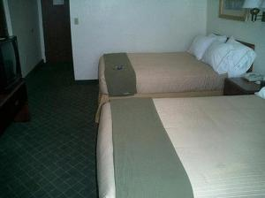 Double Room with 2 Double Beds - Smoking