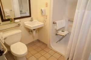 Queen Room with Two Queen Beds with Bath - Non-Smoking/Disability Access