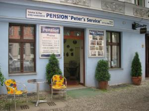 Pension Peters Service