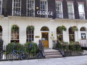 Bed and Breakfast George Hotel, Londra