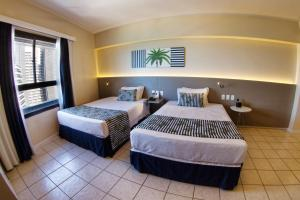 Executive Twin Room with Side Sea View