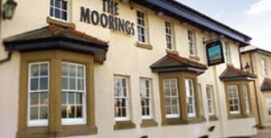 The Moorings Hotel in Chester-le-Street, County Durham, England