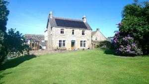 Wester Dura Farmhouse B&B in Cupar, Fife, Scotland