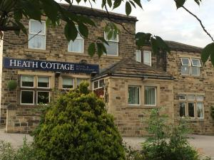 Heath Cottage Hotel & Restaurant in Dewsbury, West Yorkshire, England