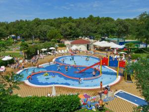 Adriatic Kamp Mobile Homes Lanterna Poreč - Pensionhotel - Penziony