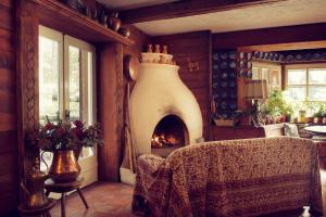 B&B Villa Dolomites Hut, Bed & Breakfasts  St. Vigil - big - 27