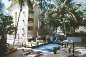 Sodder's Gloria Anne, Hotels  Candolim - big - 19