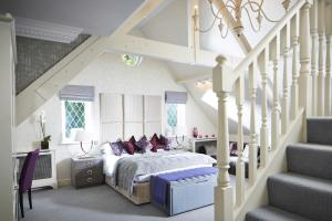 Rowhill Grange Hotel & Utopia Spa, Hotely  Dartford - big - 9