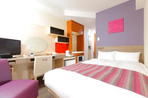 Standard Double Room with Small Double Bed - Smoking