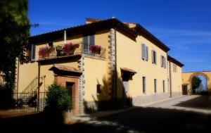 Casa Sant'ansano hotel, 