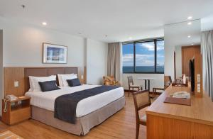 Luxury Room with King bed and Ocean View