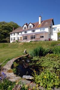 Stockleigh Lodge B&B in Exford, Somerset, England