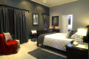 Kamer met Queensize Bed en Douche