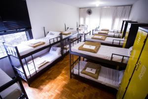 Bed in 16-Bed Dormitory Room