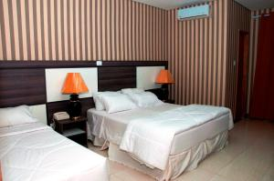 Hotel Green Hill, Hotely  Juiz de Fora - big - 18