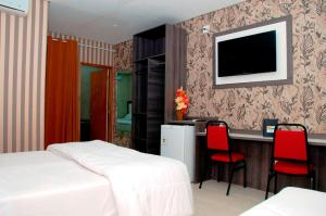 Hotel Green Hill, Hotely  Juiz de Fora - big - 17