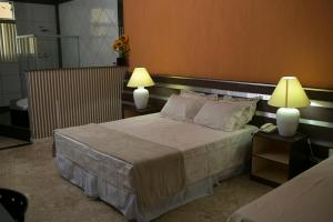 Hotel Green Hill, Hotely  Juiz de Fora - big - 27