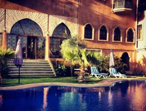 Le Temple Des Arts, Bed and Breakfasts  Ouarzazate - big - 49