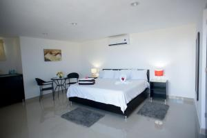 Master Suite with Terrace