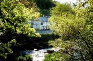 The Rockford Inn in Lynton, Devon, England