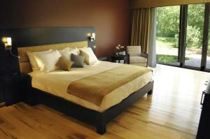 Superior Room with One King Bed –Eco River Lodge