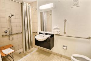 Disount hotel selection verenigde staten nashua motel 6 nashua south kamers - Kamer met bad ...